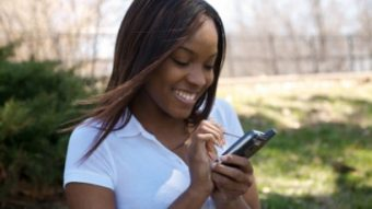 Cell Phones Increase Minorities' Access to Internet