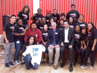 """Youth Against the Hate"" Hate Crime Forum – ARI"