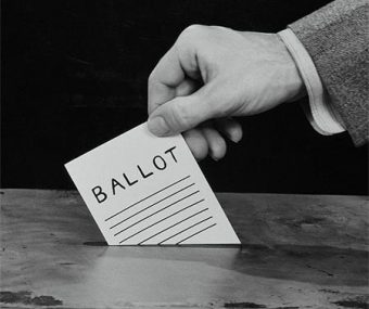 VOTE in the 2011 Board Election