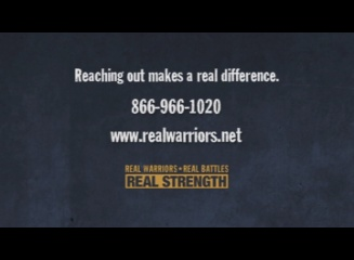 Real Warriors Campaign 'Voices' PSA