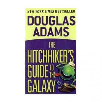 """Hitchhikers Guide to the Galaxy: Radio Style!"""
