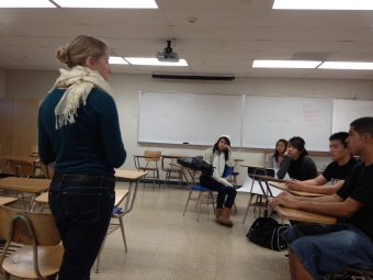 Teaching Sacramento students how to eat healthy while being profitable