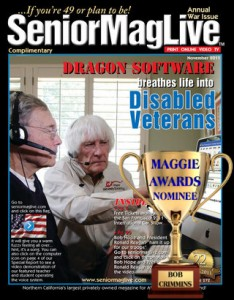 Congratulations to Senior Mag Live and Bob Crimmins for MAGGIE Award Nomination