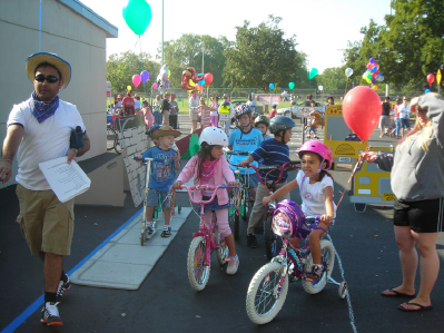 The Tahoe Colonial Collaborative presents the Spring Bike Rodeo