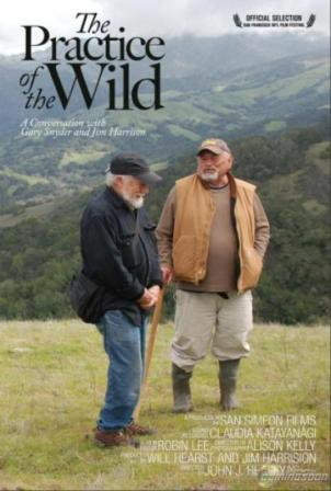"Poet Gary Snyder Featured in Documentary Film ""The Practice of the Wild""  Thursday at 7 PM – Crocker Art Auditorium"