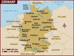 German ways: An NNC reports from overseas