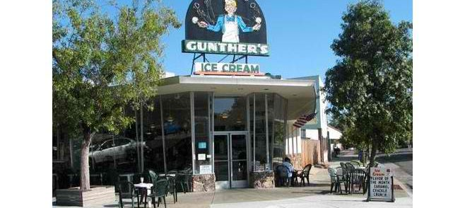 The history of Gunther's Ice Cream