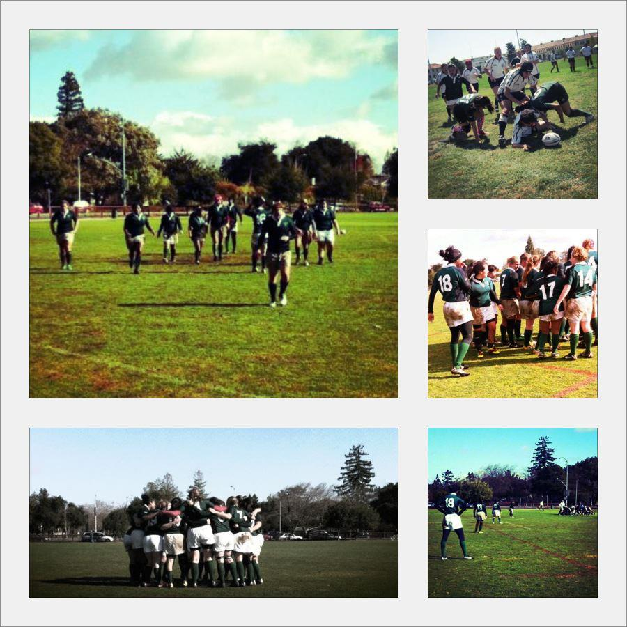 Why I joined women's rugby