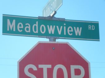 My neighborhood: Meadowview