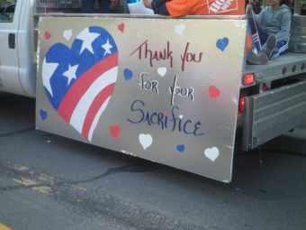 VIDEO: Sacramento's Veterans Day Parade