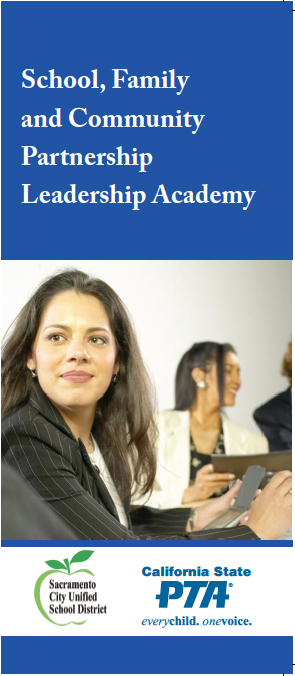 School, Family and Community Partnership Leadership Academy