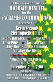 Holiday Benefit Concert for the Sacramento Food Bank