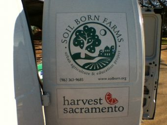 Harvest Sacramento: Picking for the greater good