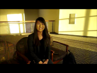 Sacramento City Unified School District Student Board Member Katrina Ye