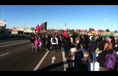"""The Martin Luther King Jr Day """"March for the Dream"""""""