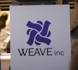 WEAVE: Helping women then and now