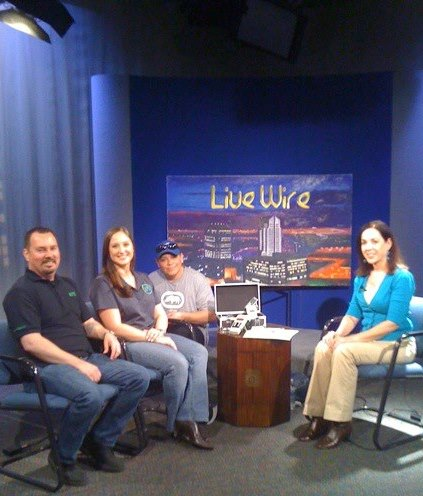 LiveWire is on Vacation. Enjoy these Encore Presentations