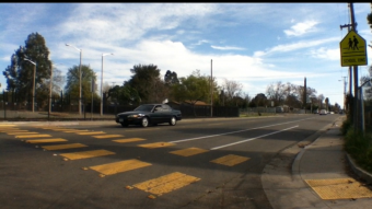 Dangerous crosswalk in Oak Park puts children at risk