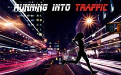 PCS 2013 – RUNNING INTO TRAFFIC