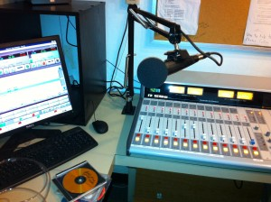 Access Sacramento Upgrades Radio Studio