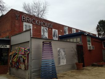 Art in the Community: The Brickhouse Art Gallery