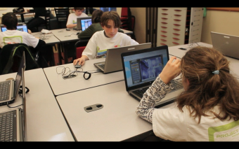 Project A-Game Teaches Young People How To Design Video Games