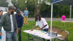Oak Park Party Highlights Urban Agriculture