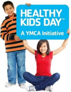 Sacramento YMCA to celebrate Healthy Kids Day April 26