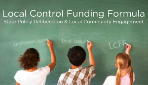 Local Control Funding Formula preparing for take off