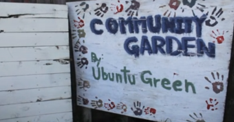 VIDEO: Ubuntu Green's Urban Garden