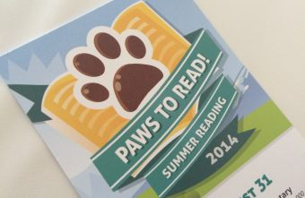 "Sacramento Central Library to Kickoff 2014 ""Paws to Read!"" Summer Reading Program"