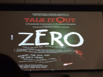 Speaking Out in a World of Zero Tolerance: The Story of the Zero Tolerance Youth Leadership Team