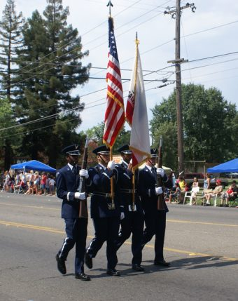 56th Carmichael Elks 4th of July Parade Televised LIVE on Access Sacramento