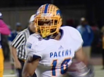 VIDEO: Collins Five TD's Sparks Grant over Monterey Trail
