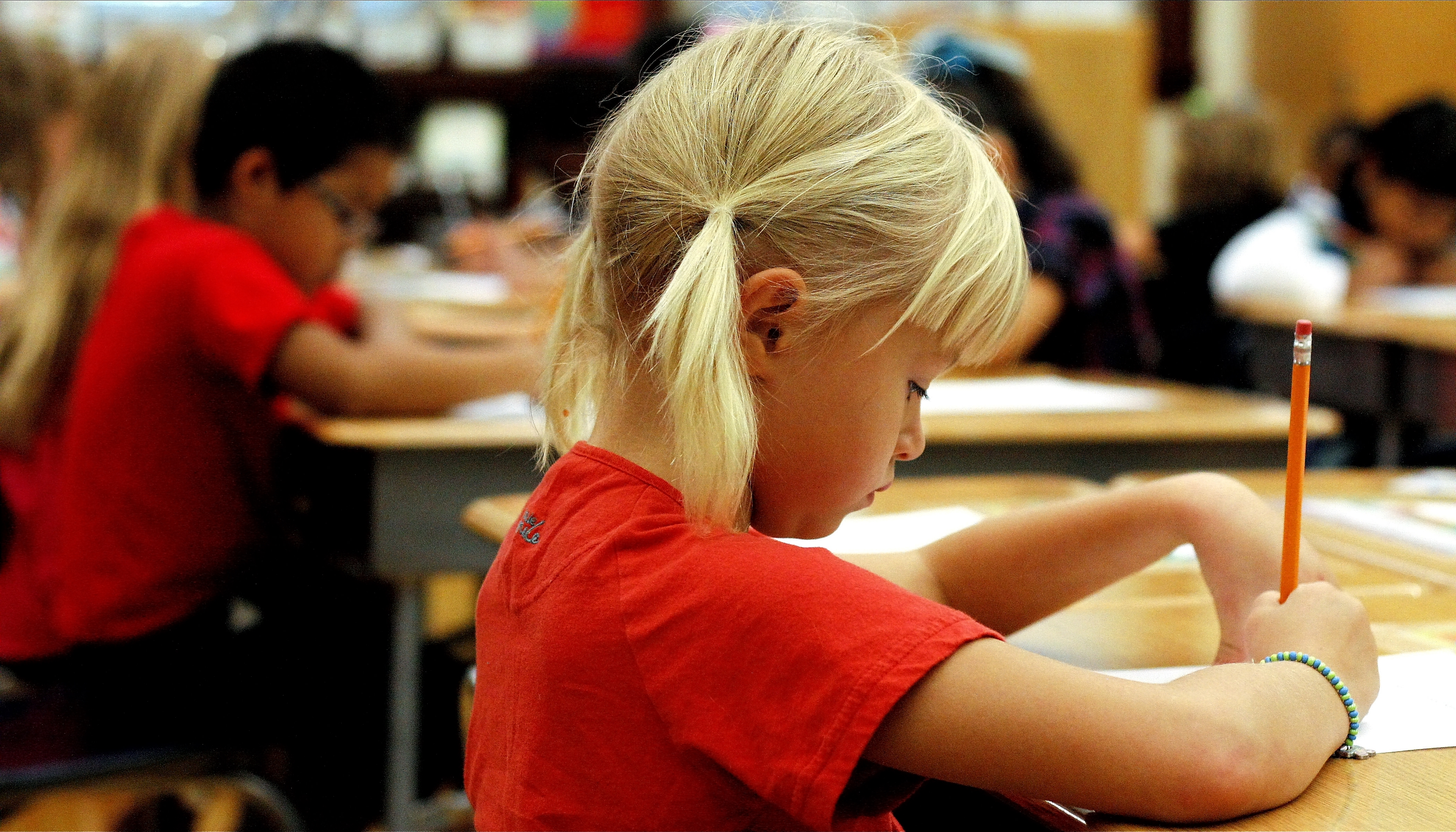 Does Your Child Have Enough Time To Eat At School?
