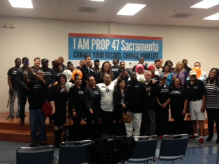Local Community Leaders Come Together to Celebrate the 1 Year Anniversary of Prop 47