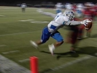 Rocklin Tops Antelope in Division II Semi Final on Game of the Week