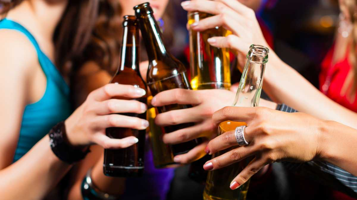 Researchers Discover Binge Drinking may be Harmful to Adolescent Brains