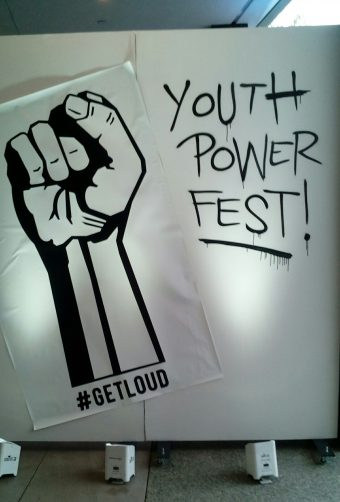 "CA Endownment Hosts ""Nothing About Us; Without Us!"" Youth PowerFest"