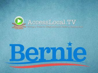 VIDEO: Sacramento Bernie Rally 2016