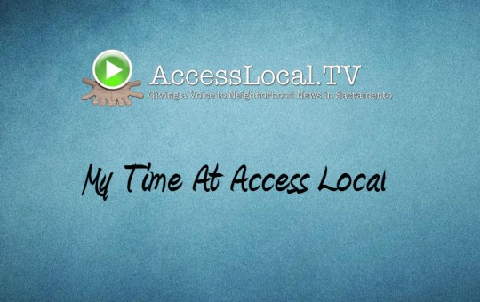 VIDEO: My Time At Access Local