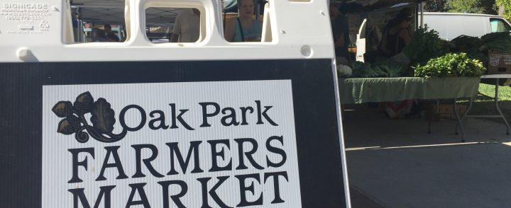 VIDEO: Oak Park Farmers Market Brings Color To Kitchen And Neighborhood