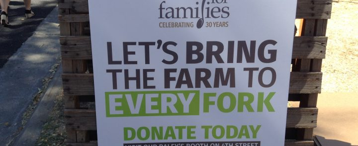 VIDEO: Farm to Fork Festival highlights healthy living