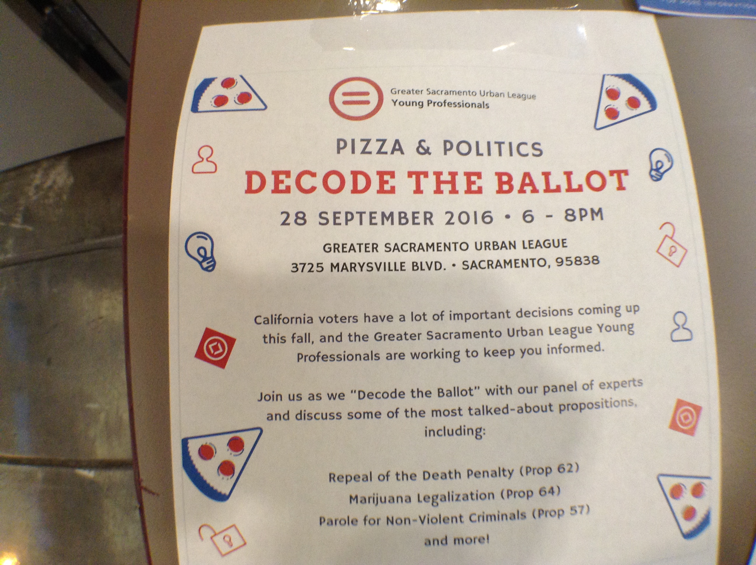 VIDEO: The Urban Leauge Works to Decode The Ballot