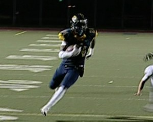 Inderkum runningback Davion Ross