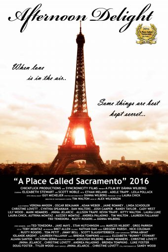 "Afternoon Delight – 2016 ""A Place Called Sacramento"" Film Festival"