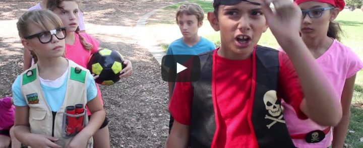 """Returning Andrew"" – An On-Camera Kids Training Program Film"
