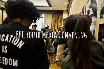 BHC Youth Media Convening Brings Reporters Together
