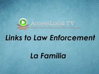 La Familia seeks to help Latinos get into law enforcement