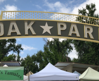 Oak Park celebrates it's school and students
